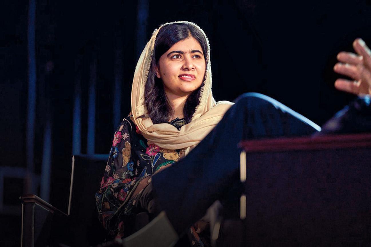Fotos: Malala Yousafzai, un final feliz | Mujer Hoy